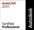 cert_professional2011 AutoCAD